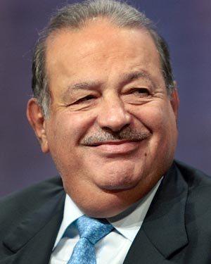 Carlos Slim kutoka Mexico