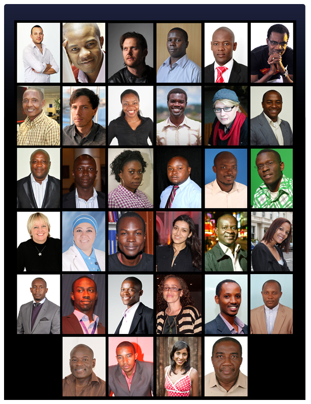 African Journalist Awards 2012