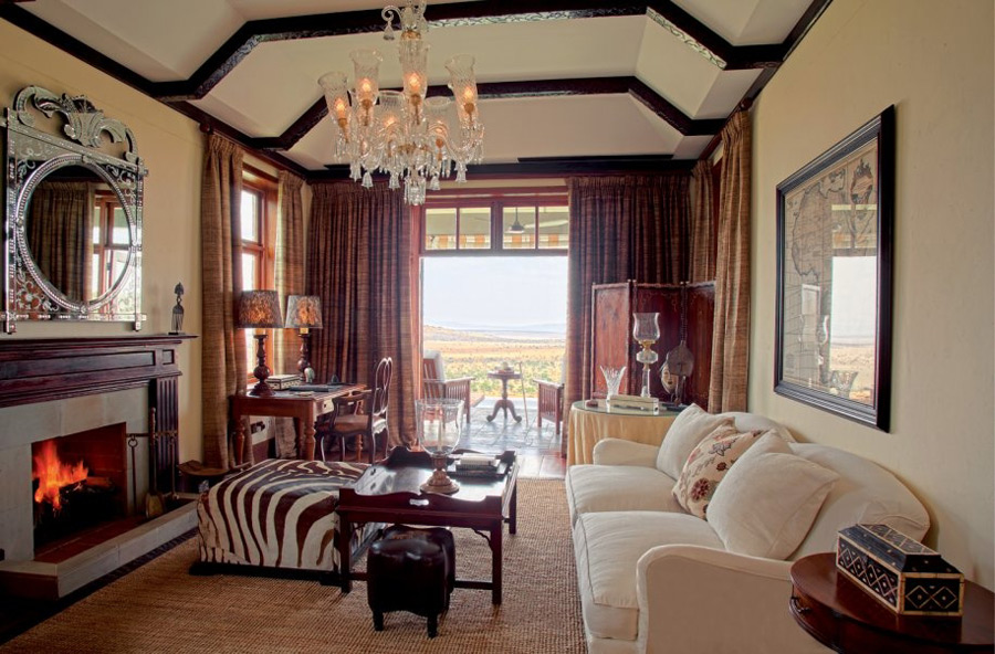 Singita Grumeti Rrserve Hoteli Bora Duniani