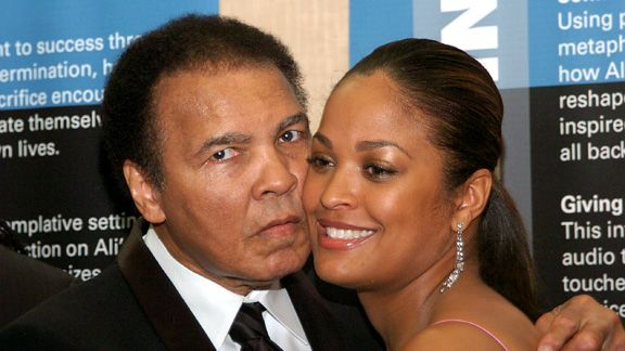 Inspiring Mohamed Ali Advice to His Daughter
