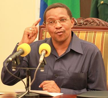 Jakaya Mrisho Kikwete Rais wa Tanzania
