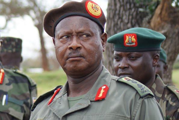 Yoweri Museveni -Rais wa Uganda