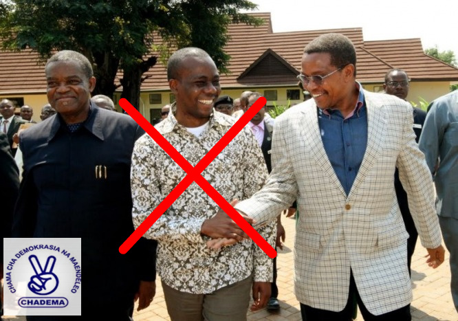 Zito Kabwe Rais Jakaya Mrisho Kikwete