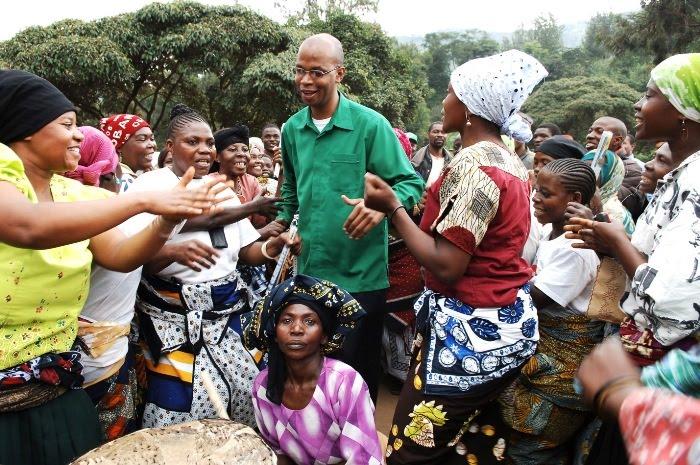 Zitto Kabwe Karibu CCM-January Makamba