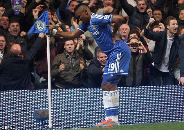 Etoo Amplipua Jose Monrinho Kocha wa Chelsea
